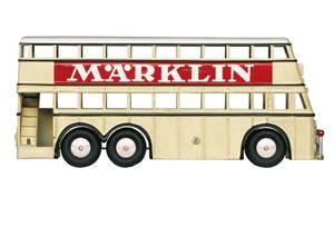 Bilde av Dobbeldekker buss m/
