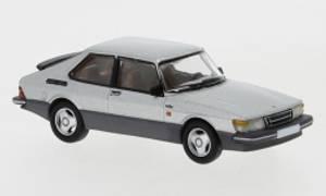 Bilde av Saab 900 Turbo, sølv