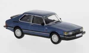 Bilde av Saab 900 Turbo, blå
