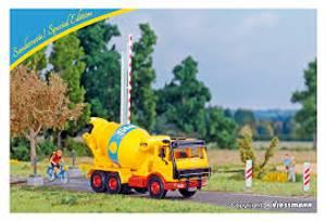 Bilde av MB Betongblander-bil