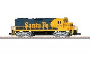 Bilde av Z - Santa Fe GP 38-2