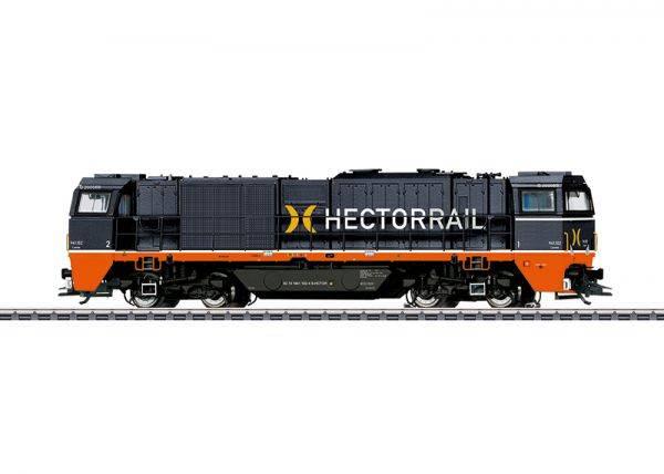 Hectorrail G 2000, diesel lok