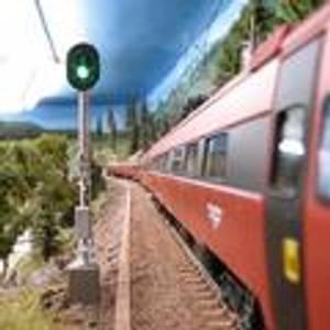Bilde av Norsk tolys, rødt–grønt