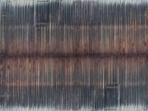Bilde av Tømmervegg, værbitt