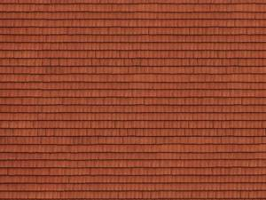 Bilde av Røde takpanner,