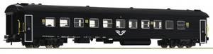 Bilde av SJ Passasjervogn 1.kl