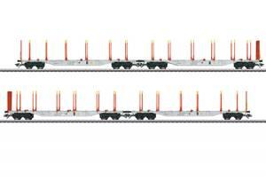 Bilde av AAE Cargo stakevognsett
