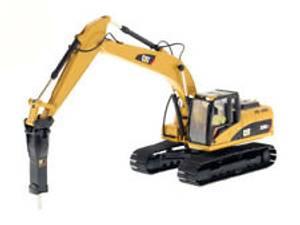 Bilde av CAT 320D L m/hammer 1/50