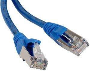 Bilde av STP Kabel 3 meter blå
