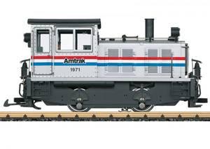 Bilde av G - Amtrak Diesel lok