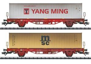 Bilde av DB Containervognsett