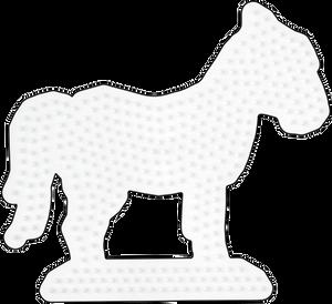 Bilde av Midi plate - hest