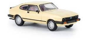 Bilde av Ford Capri 3, beige