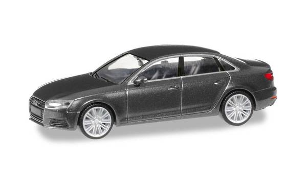 Audi A4 Limo, svart
