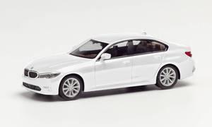 Bilde av BMW 3er, Limo, hvit