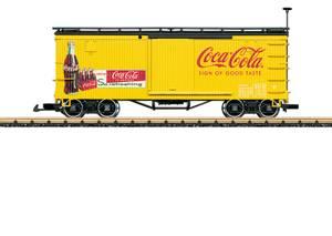 Bilde av G - Coca Cola Boxcar