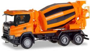 Bilde av Scania CG 17 LKW,
