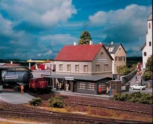 Bilde av Jernbanestasjon