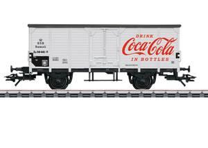 Bilde av Coca Cola Boxcar G10
