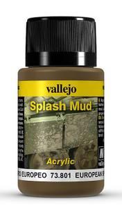 Bilde av European splash mud,