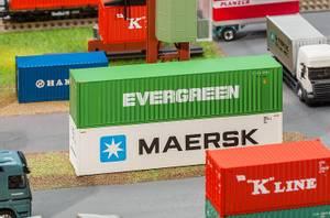 Bilde av Evergreen 40' container