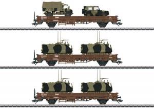 Bilde av DSB Stakevognsett