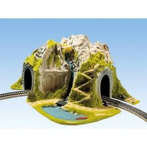 Bilde av Tunellhjørne, enkeltspor