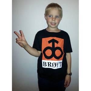 Bilde av T-skjorte Brøyt, barn
