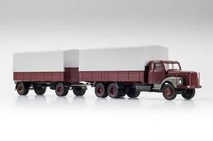 Bilde av Scania 111 LKW