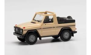 Bilde av MB G-modell cabrio,