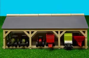 Bilde av Maskinhus for traktor