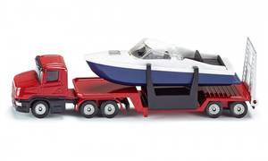 Bilde av Lastebil/semi m/båt