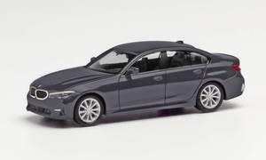 Bilde av BMW 5er Limo, bluestone