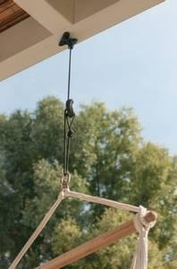 Bilde av CasaMount opphengssett  for hengestol , svart
