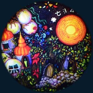 Bilde av Solar effekthjul fantasiverden