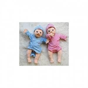 Bilde av Dukke Elias Baby - 53 cm