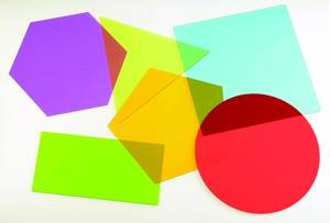 Bilde av Regnbue grunnformer