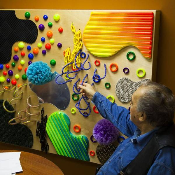 Workshop i trivsel for eldre
