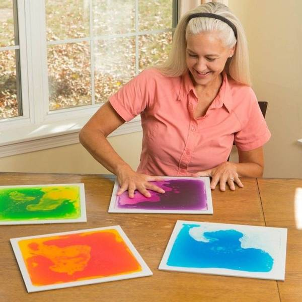Workshop i sansestimulering for eldre