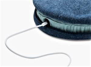 Bilde av Relax  lydpute i polyester fleece