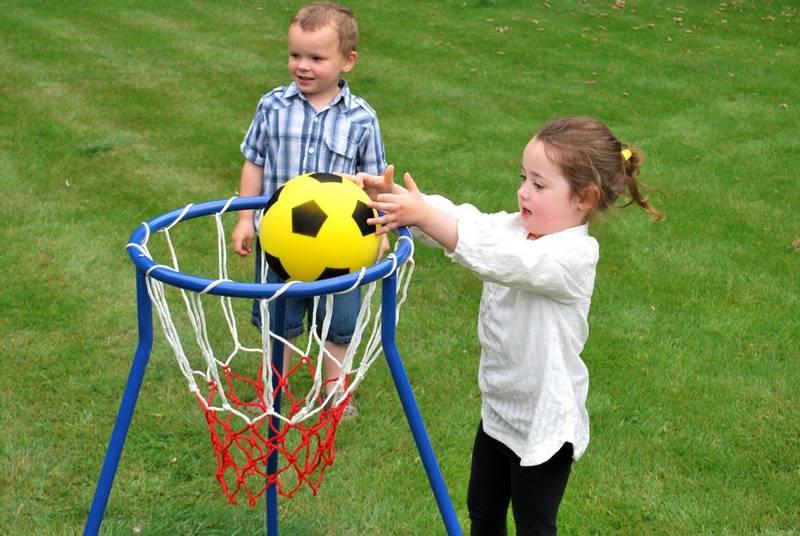Basketkurv h. 90cm