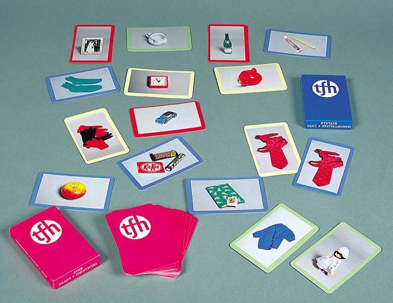 Kortspill lotto, par,snap
