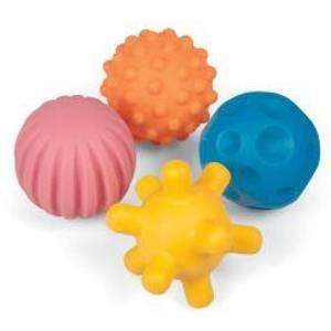 Bilde av Sensoriske baller med ulike struktur