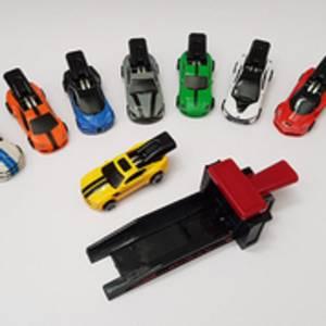 Bilde av Plystre racerbil