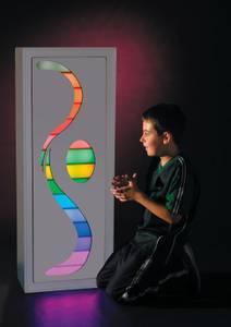 Bilde av Lys- og lydstige fargemasker