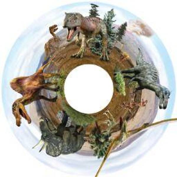 SNAP effecthjul dinosurer