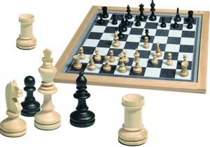 Bilde av Magnetisk sjakkspill
