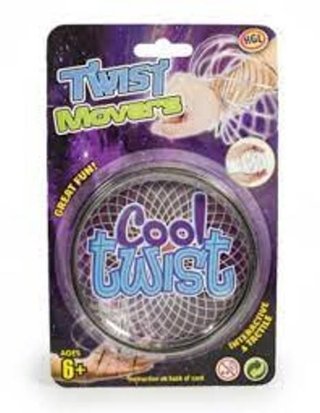 Twist movers metal