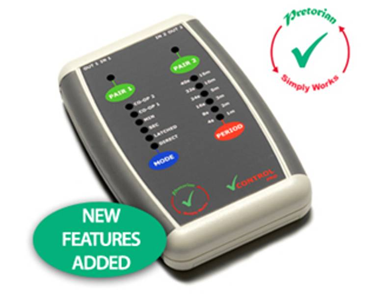SimplyWorks Control Pro