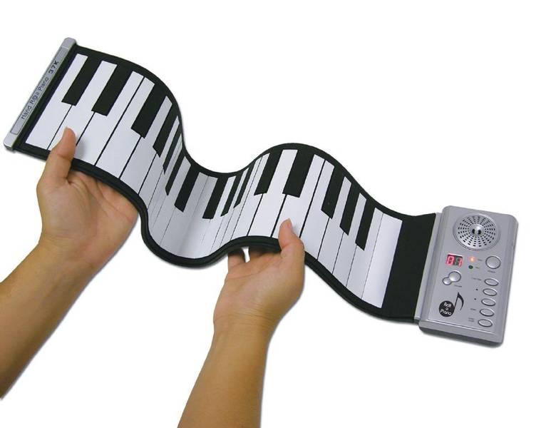 Roll opp piano